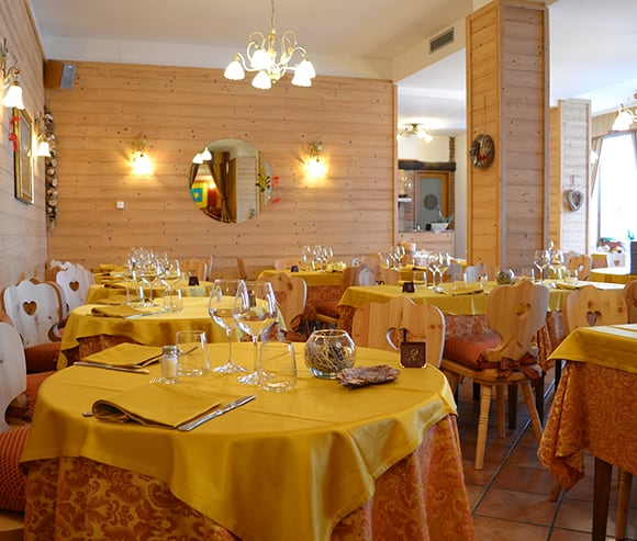 Ristorante - Primula Hotel